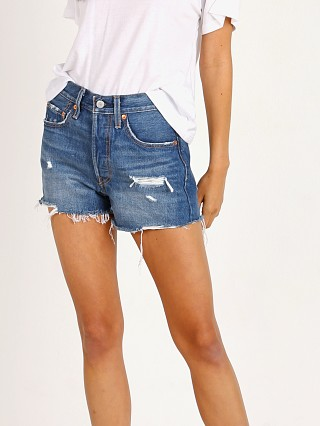 Levi's 501 High Rise Short Drive Me Crazy