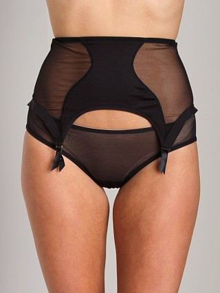 Only Hearts Lou Lou High Waist Garter Black
