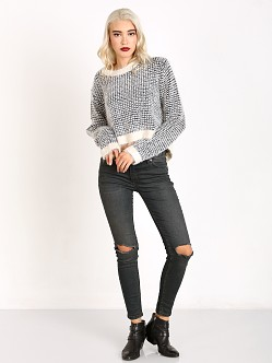 MinkPink Double Dare Sweater Multi