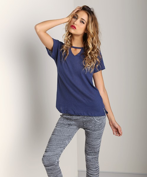 LNA Clothing VV Tee Navy