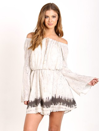 The Jetset Diaries Python Mini Dress Python