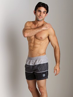 Hugo Boss Butterflyfish Swim Boxer Grey