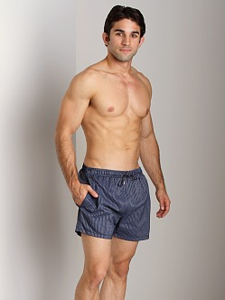 Hugo Boss Tuna Swim Shorts Navy