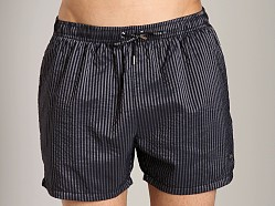 Hugo Boss Tuna Swim Shorts Dark Grey