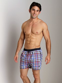 Hugo Boss Catshark Swim Shorts Red