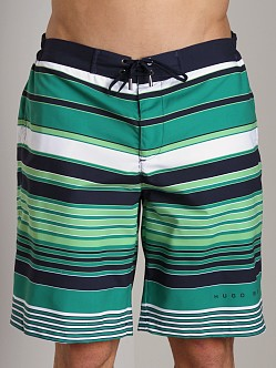 Hugo Boss Torpedofish Swim Boxer Green