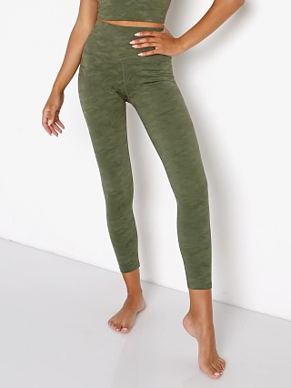 Complete the look: Beyond Yoga High Waisted Midi Legging Eden Green Camo Jacquard