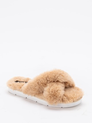 Dolce Vita Pillar Slipper Nude