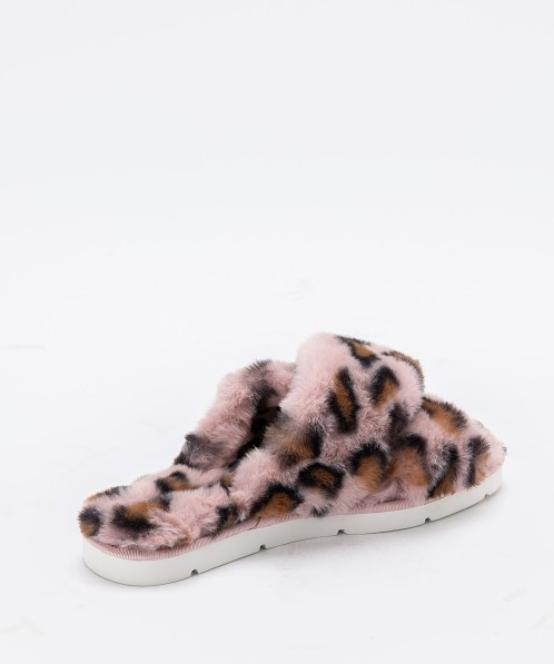 Dolce Vita Pillar Slipper Leopard