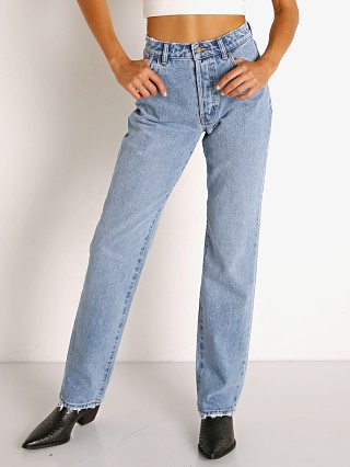 Rollas Classic Straight Jeans 90's Blue