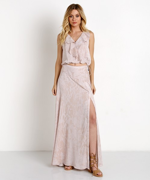 The Jetset Diaries Zambia Top Blush