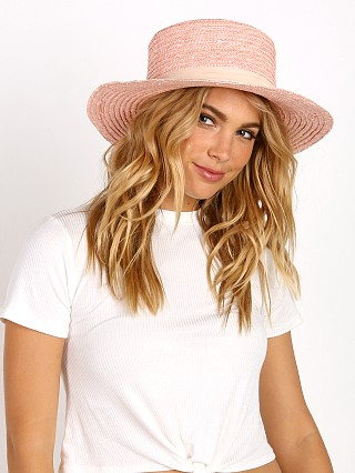 Lack of Color The Paradiso Pink Straw Hat