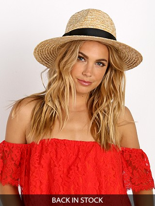 Lack of Color Spencer Straw Fedora