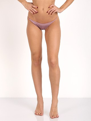 Complete the look: Tori Praver Lahaina Bikini Bottom Mauve