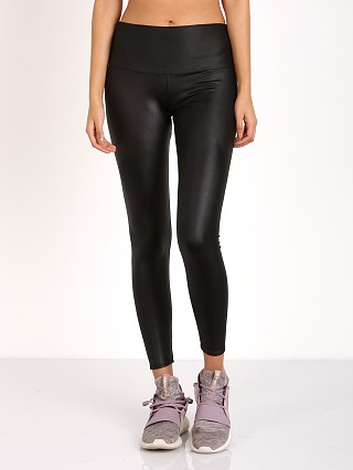 Onzie High Rise Legging Shiny Black