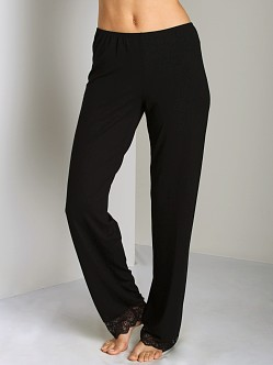 Only Hearts So Fine With Lace Pant Black