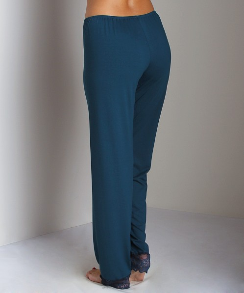 Only Hearts So Fine With Lace Pant Teal