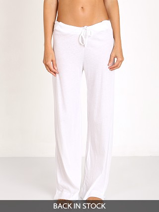 Only Hearts Organic Cotton Pant White