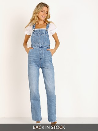 Rollas Trade Denim Overall Harvest Blue