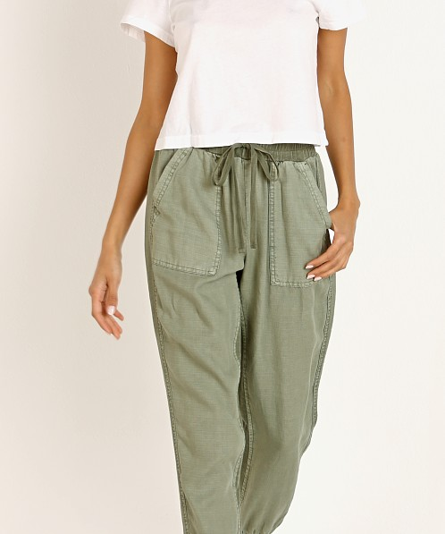 Splendid Boardwalk Jogger V Spring Green