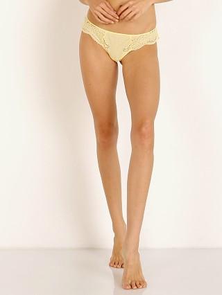 c3d30dd668f7 Eberjey Beatrix Cheeky Bikini Limoncello