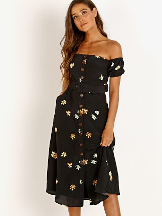 ef0ac610cb Capulet Teagan Belted Mindi Dress Daisy Print