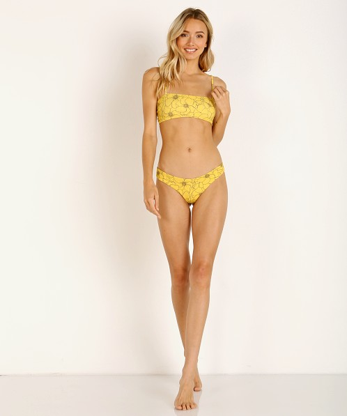 Boys + Arrows Hezeus Bikini Top Golden Girl