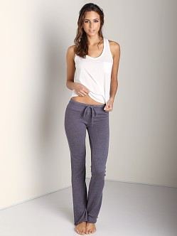 Splendid Boot Cut Active Pant Dark Slate