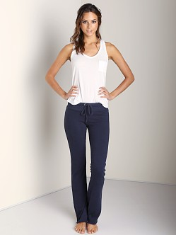 Splendid Boot Cut Active Pant Navy