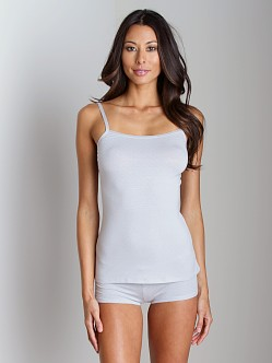 Splendid Intimates Pointelle Tank and Boy Short Vapor