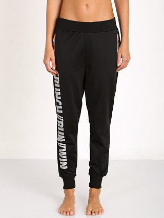 MinkPink Crunch Time Jogger Pant Black