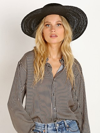 You may also like: Janessa Leone Suzanne Wide Brimmed Bolero Hat Black
