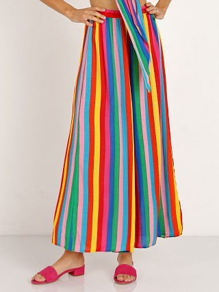 Complete the look: Show Me Your Mumu Explorer Pant Tulum Stripe Cruise