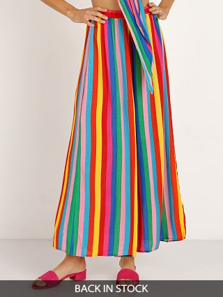 Show Me Your Mumu Explorer Pant Tulum Stripe Cruise