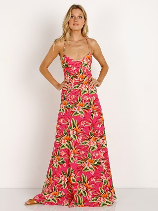 Show Me Your Mumu Nicole Maxi Dress Truly Tropical