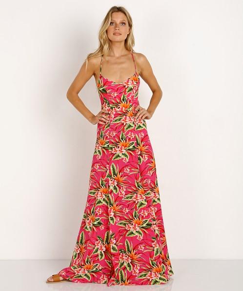 e6c1aa6b9adeb Show Me Your Mumu Nicole Maxi Dress Truly Tropical MM8-914 - Free Shipping  at Largo Drive