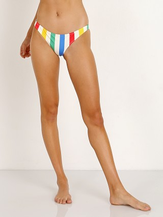 Solid & Striped The Rachel Bikini Bottom Primary Stripe