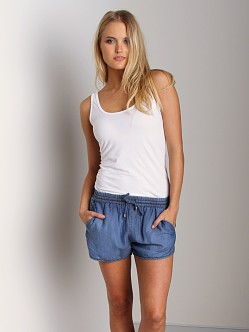 Splendid Dolphin Short Chambray