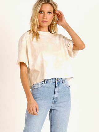 Richer Poorer Relaxed SS Crop Washed Out