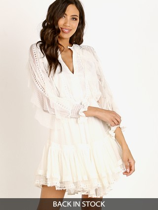 Spell & The Gypsy Grace Tulle Playdress White