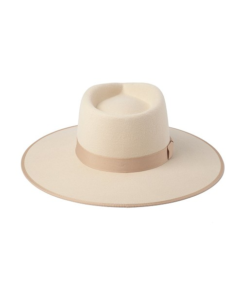 Lack of Color Ivory Rancher Hat