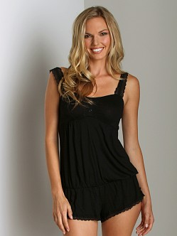 Honeydew Essential Bliss Romper Black