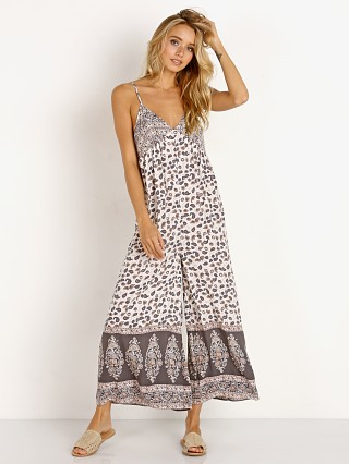 Spell & The Gypsy Delirium Jumpsuit Cream Floral