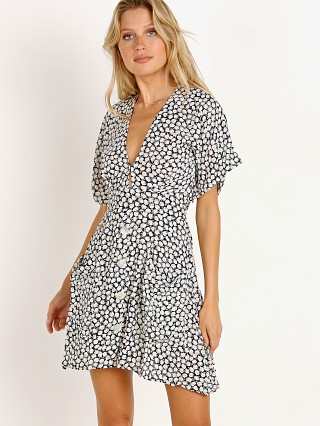 Faithfull the Brand Umbria Dress Azalea Print