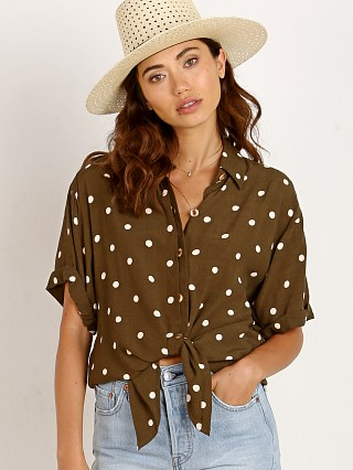 Faithfull the Brand Rio Shirt Ronja Dot Print