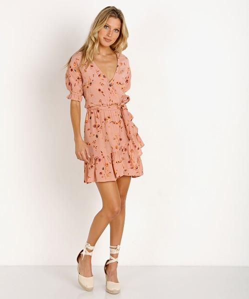 Buy Cheap Footlocker Cheap Price Cost Salina Floral Dress Faithfull The Brand IEPVPxx1