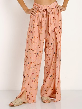 Faithfull the Brand Tiki Tiki Pants Salina Floral Print