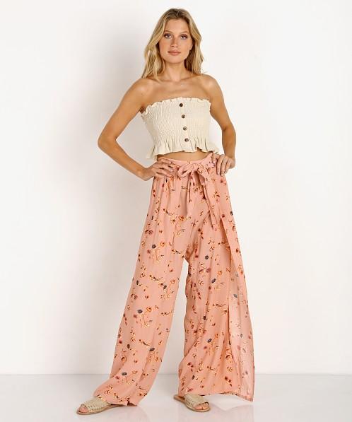 7a498f1a985e Faithfull the Brand Tiki Tiki Pants Salina Floral Print FF1182-SLF - Free  Shipping at Largo Drive