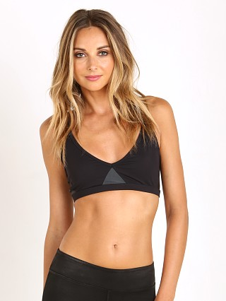 SOLOW Alloy Sports Bra Black