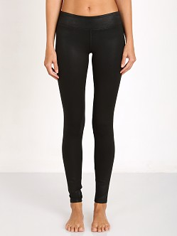 SOLOW Coated Legging Black